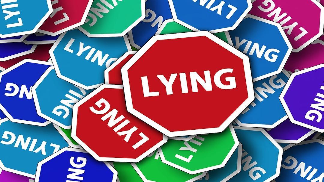 Welp Hoe weet je wanneer iemand liegt? 8 tips om een leugenaar te herkennen DK-95